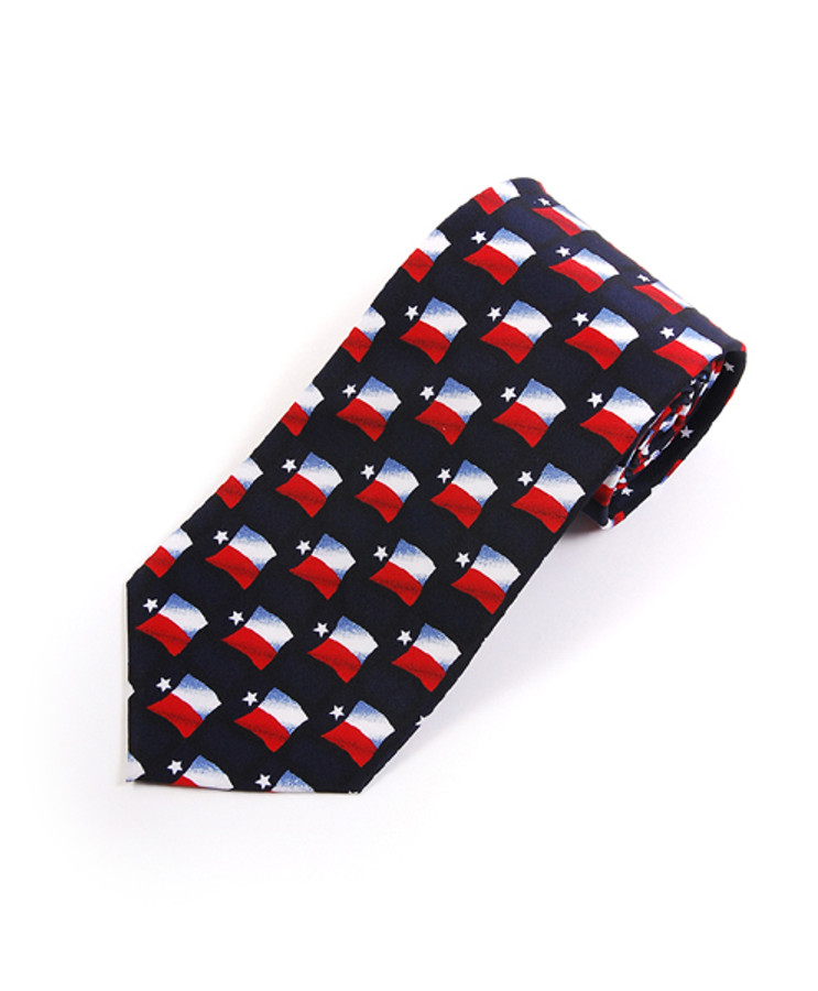"""Flags"" Novelty Tie NV4456"