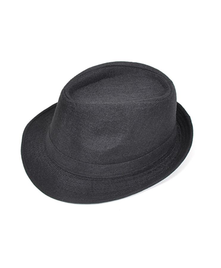 "1.5"" Brim Fedora Hat - H0565"