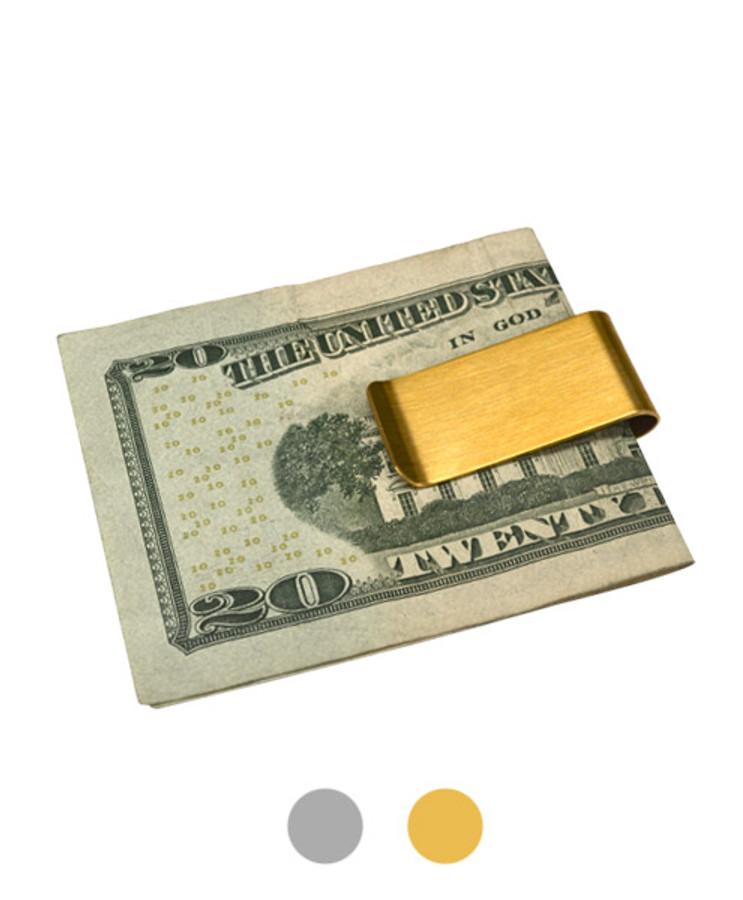 Sleek Design Zinc-Alloy Money Clip MC-2