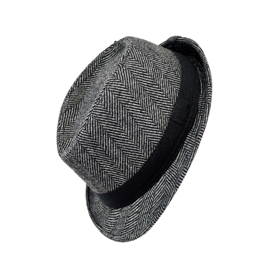 6pcs Boy's Fedora Hats BF9331