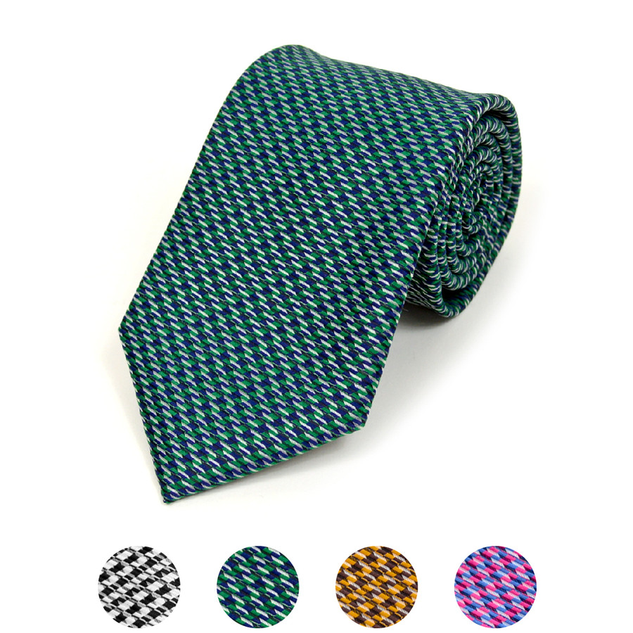 Micro Poly Woven Tie MPW5503