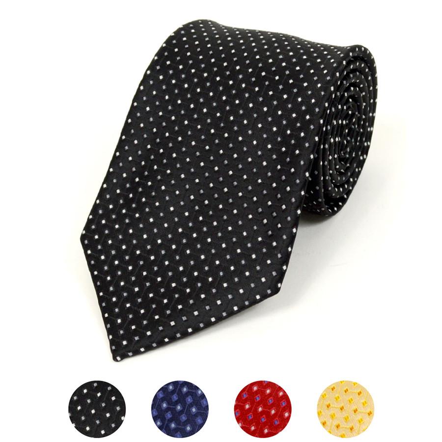 Micro Poly Woven Tie MPW5515