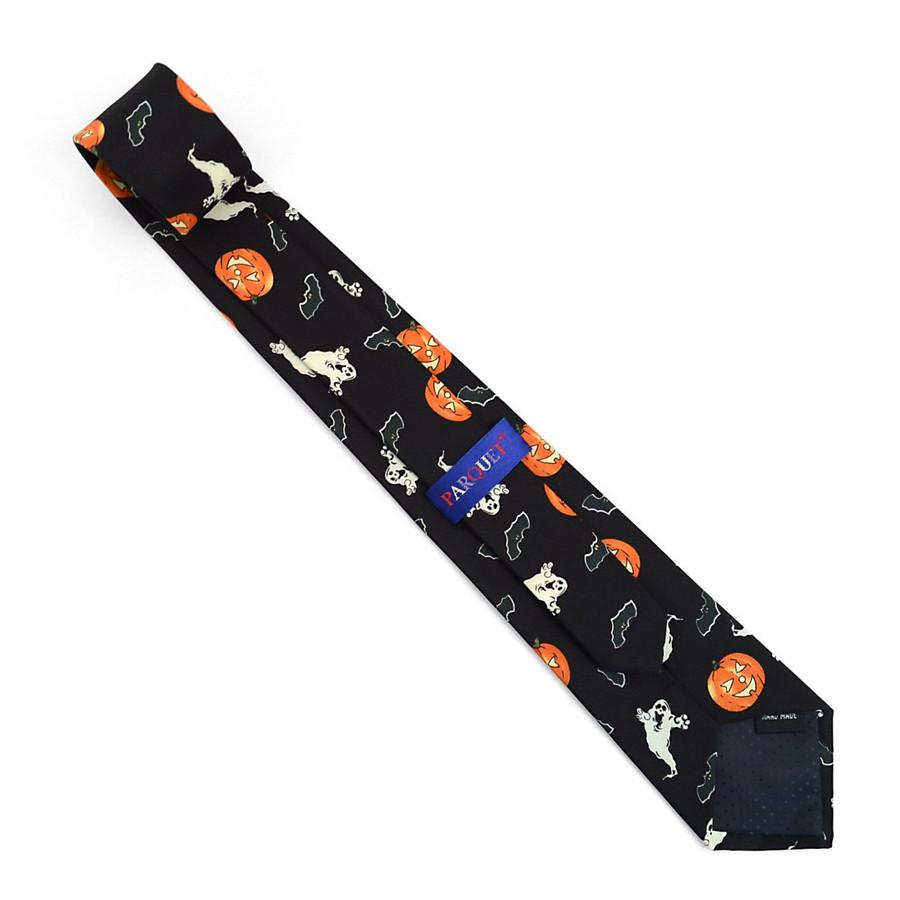 "Boy's""Jack-o-lanterns"" Halloween Novelty Tie (Regular)"