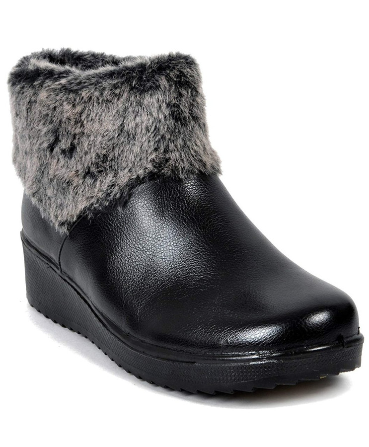 boxed-gifts Women's Elegant Winter Boots (10)