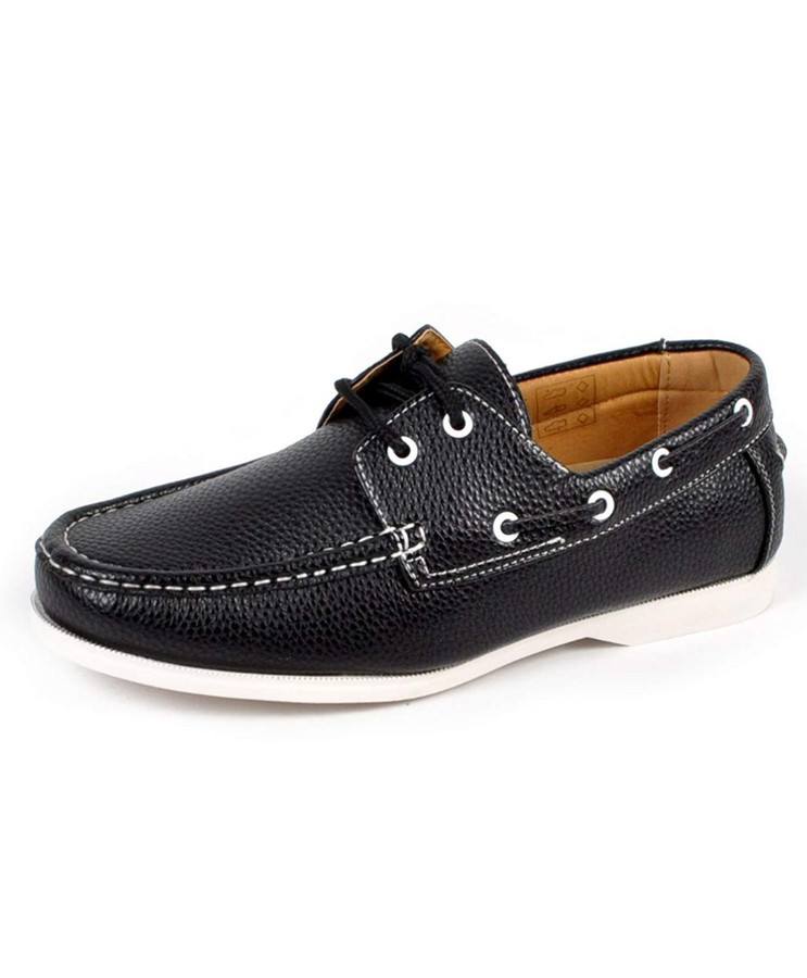 Men's Sleek Boat Shoes
