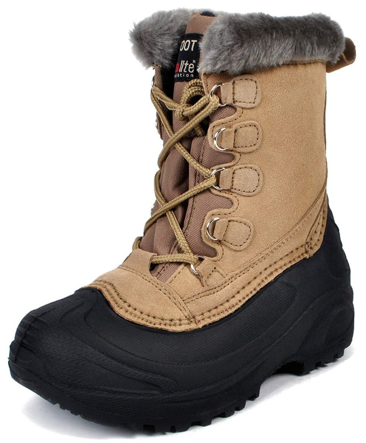 Women's Comfoot Thermolite Snow Boots