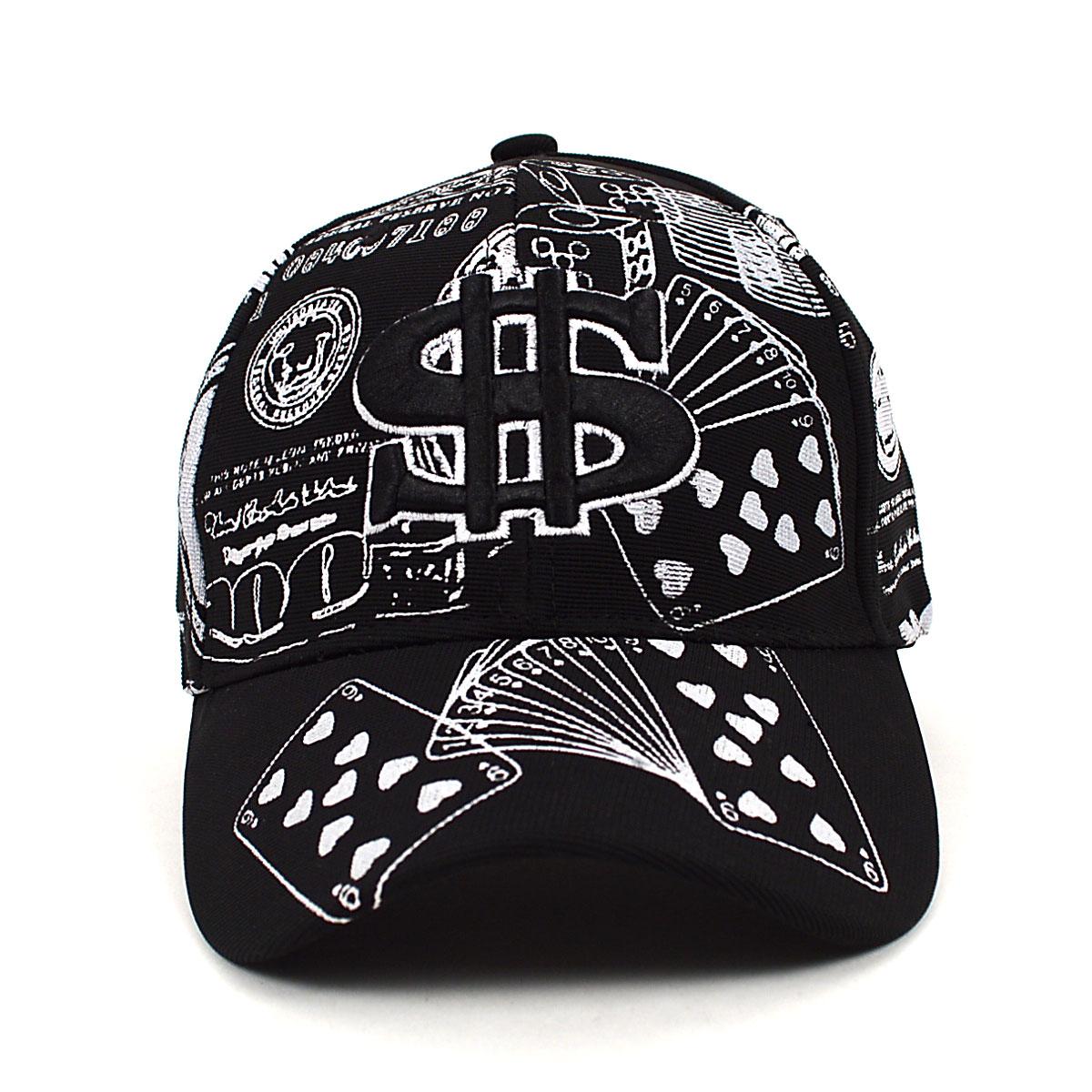 54226ca20e480   Money Black   White Flex-Fit 3D Embroidered Baseball Cap