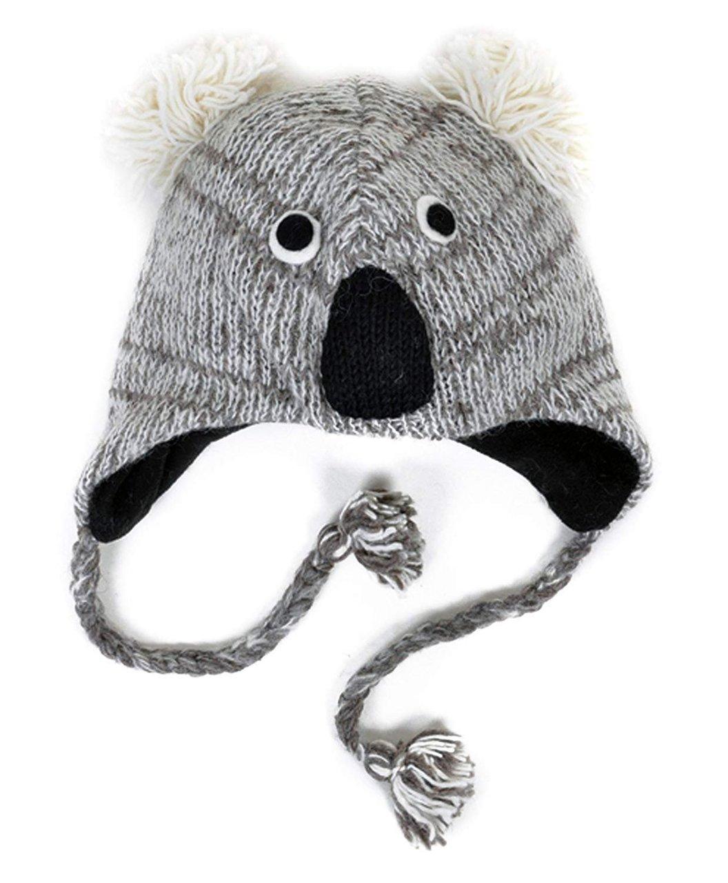 Collection 2 BG Hat-imals Plush Animal Winter Hats