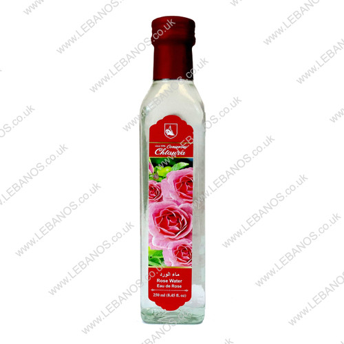 Rose Water - Chtaura Conserves - 24 x 250ml
