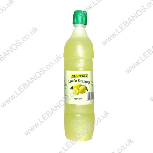 Lemon Dressing - Palmeira - 24 x 350ml
