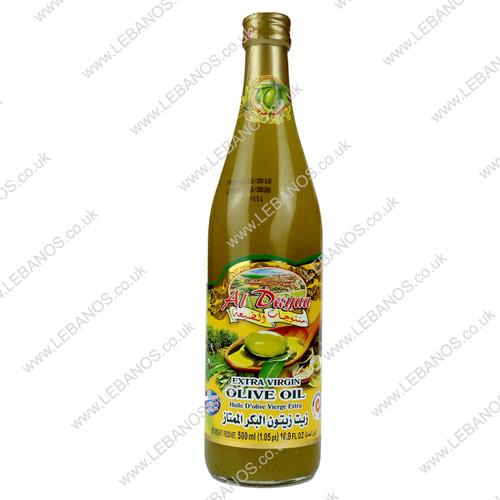 Extra Virgin Olive Oil - Al Dayaa - 12x500ml