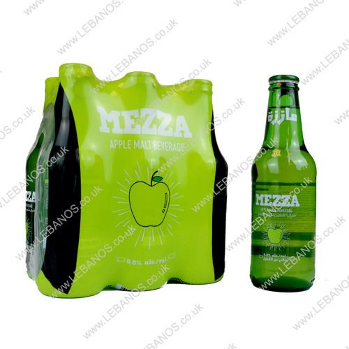 Malt Beverage Apple - Mezza - 24 x 250ml