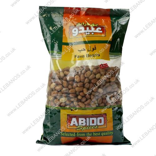 Fava Beans - Abido - 10 x 900g