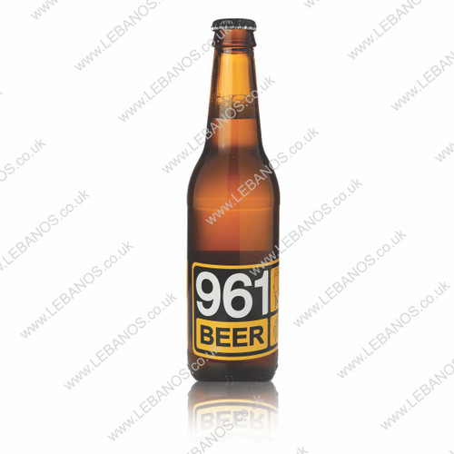 961 Beer Lager 24x330ml