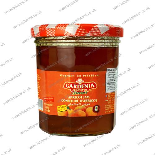 Jam/Apricot - Gardenia - 12x330g
