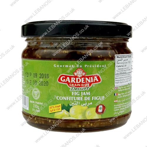 Jam/Fig - Gardenia - 12 x 330g