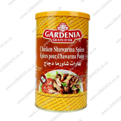 Chicken Shawarma Spices - Gardenia - 454g