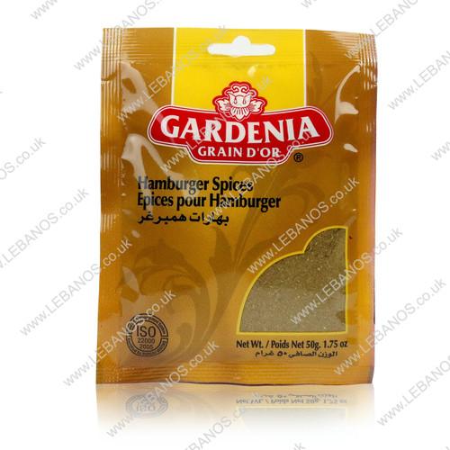Burger Spices - Gardenia - 12 x 50g