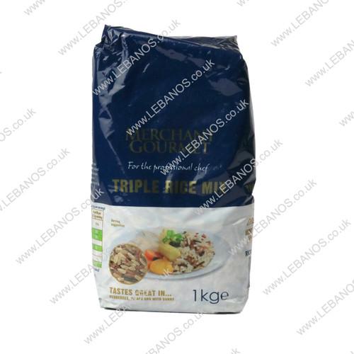 Triple Rice Mix - Merchant Gourmet - 1kg