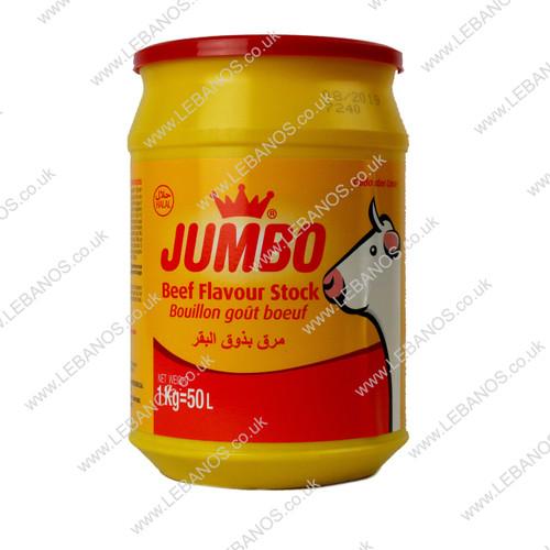 Beef Flavour Stock Powder - Jumbo - 1kg