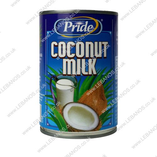 Coconut Milk - Pride - 12 x 400g
