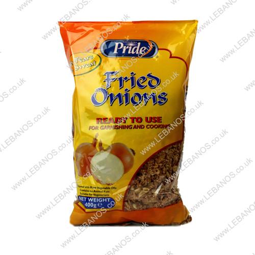 Fried Onions - Pride - 12 x 400g