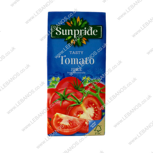 Tomato Juice - Sunpride - 12 x 1L