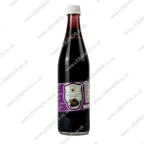 Mulberry Syrup - Mawassemna - 500ml