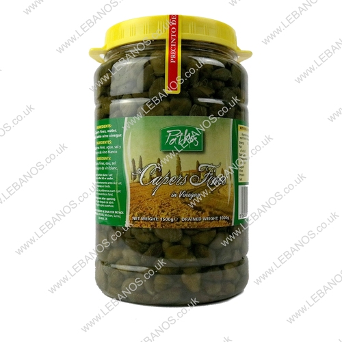 Capers Fines In Vinegar - Caperina - 1.5kg