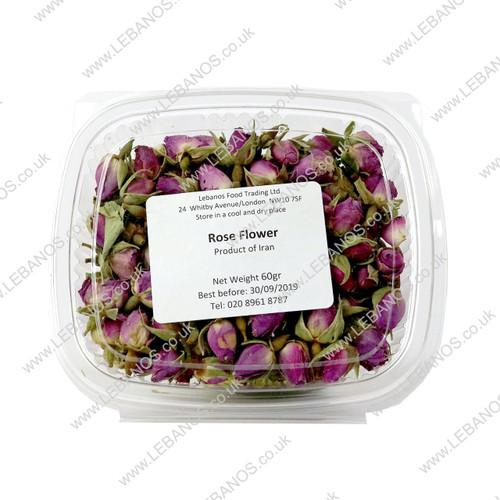 Rose Flower - Lebanos - 60g