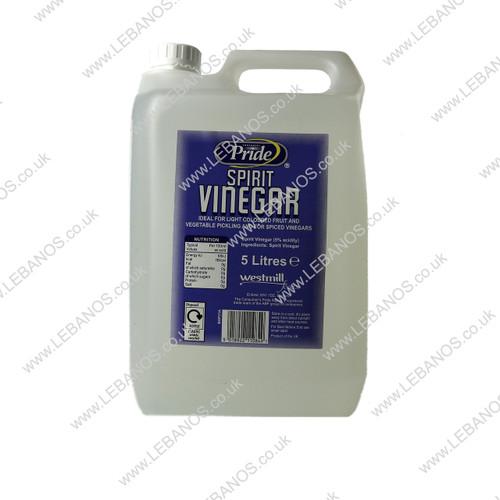 White Vinegar - Pride - 5L