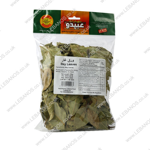 Bay Leaves - Abido - 50g
