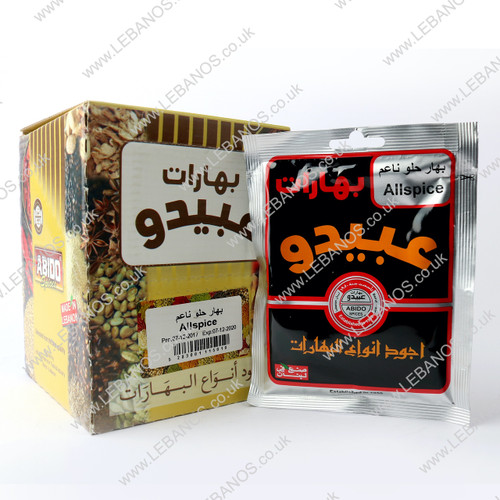 All Spice - Abido - 12x50g