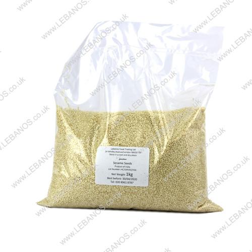 Sesame Seeds - Lebanos - 1kg