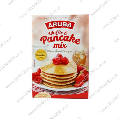Waffle and Pancake Mix - Aruba - 12 x 400g