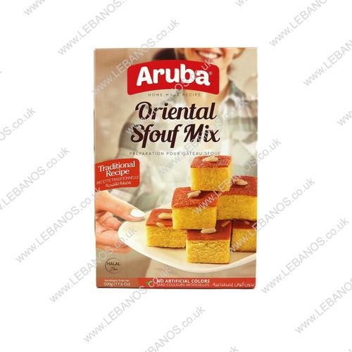 Oriental Sfouf Mix - Aruba - 12 x 500g