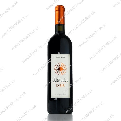 Ixsir/Altitudes Red 75cl 2015