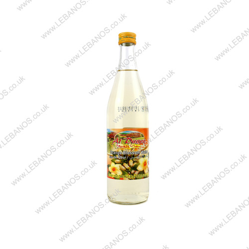 Orange Blossom Water - Al Dayaa - 12 x 500ml