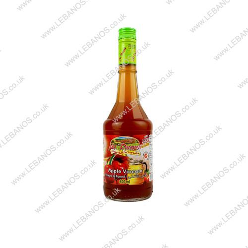 Apple Vinegar - Al Dayaa - 12x600ml