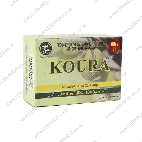 Natural Olive Oil Soap - Al Koura - 18 x 150g