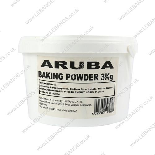Baking Powder - Aruba - 3kg