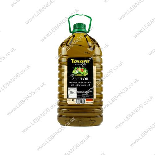 Salad Oil - Tesoro - 3 x 5L