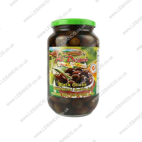 Black Olives 12x1kg