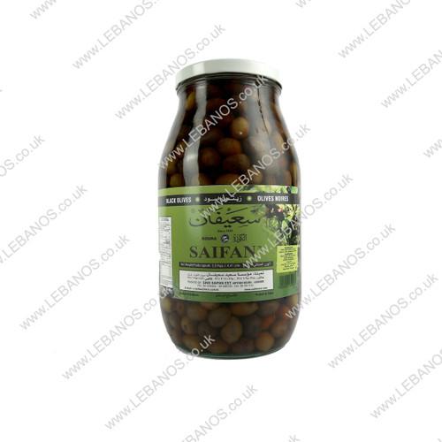 Black Olives - Saifan - 4 x 3kg