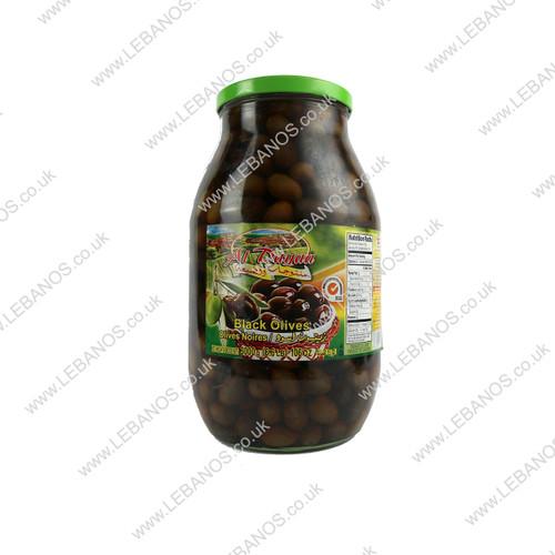 Black Olives - Al Dayaa - 4x3kg