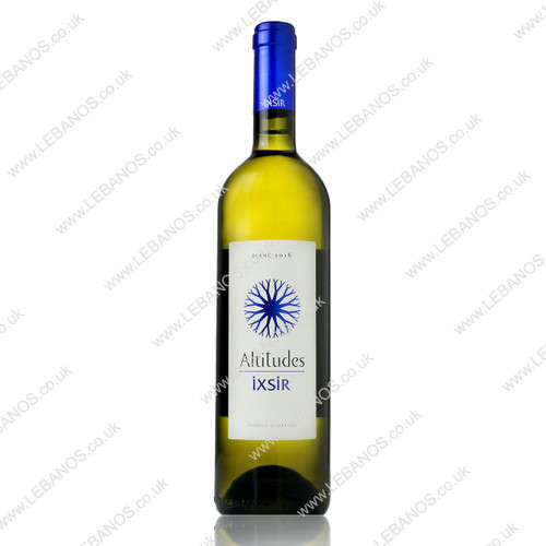 Ixsir/Altitudes White 75cl 2018