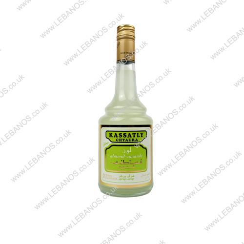 Almond Syrup - Kassatly - 12x600ml