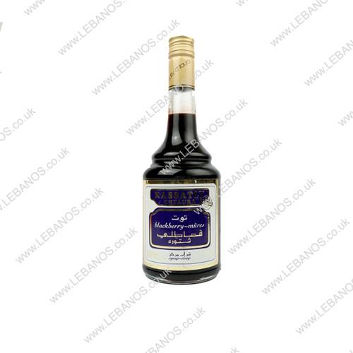 Blackberry Syrup - Kassatly - 12x600ml