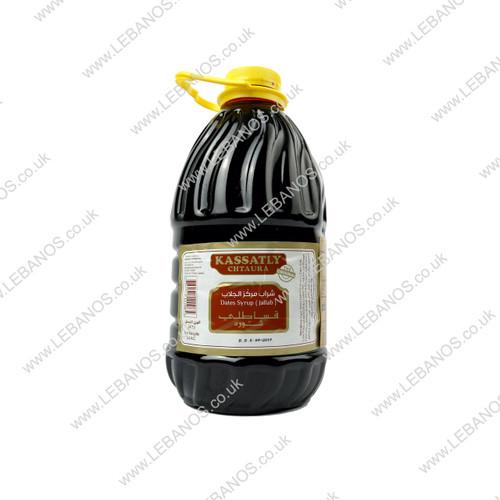 Jallab Syrup - Kassatly - 4 x 2.7L