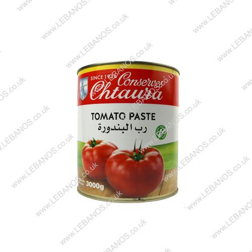 Tomato Paste Tin/Easy Open - Chtaura Conserves - 6 x 3kg
